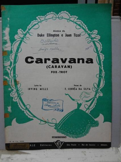 Partitura Caravana - Duke Ellington E Juan Tizol