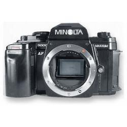 Camera Minolta Maxxum 7000 - Somente Corpo - Aceito Troca