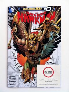Savage Hawkman - Pack Do #0 Ao 10 (2011) New 52 - Dc Comics
