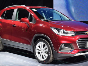 Chevrolet Tracker Ltz Fwd 4x2 M/t!! Mc