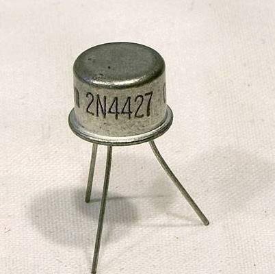 Transistor De Potencia 2n4427 - Original Motorola