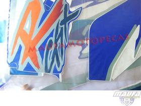 Kit Adesivo Gsx1100 Ano 95 Branco