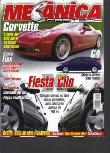 Revista Oficina Mecânica Nº 219-ano 19-fiesta Clio-sisal Ed