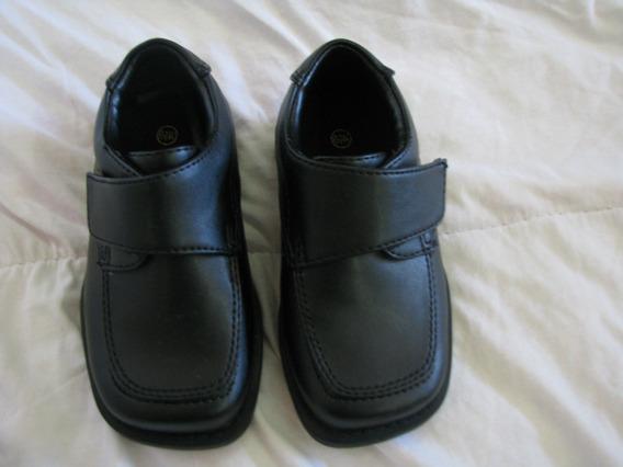 Lindo Sapato Social Preto Importado T 21