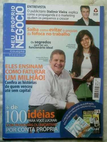 Revista Meu Próprio Negócio Edição Especial Nº 3