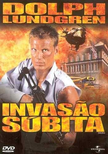 Dvd Invasão Súbita - Dolph Lundgren - Original Lacrado | Mercado Livre