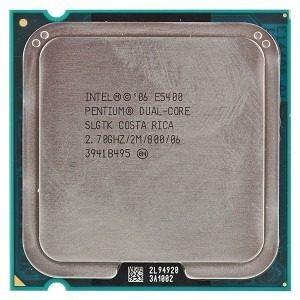 Processador Pentium Dual Core 2.7ghz 2m 800 Slot 775