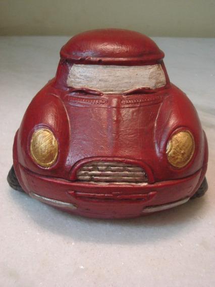 #340# Carro Fiat Estilizado Vermelho!!!