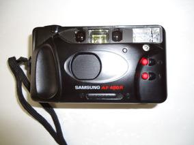 Camera Fotográfica Samsung Af-480r
