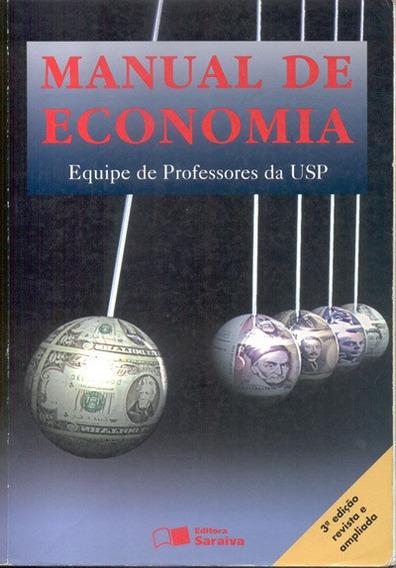 Livro | Manual De Economia