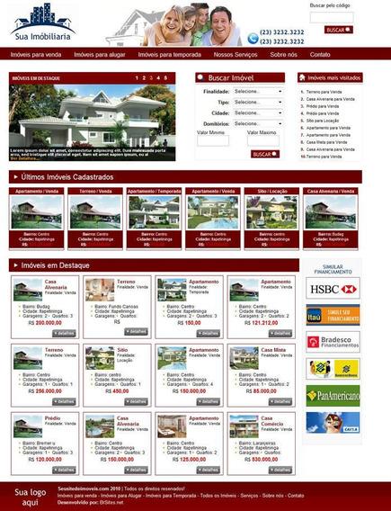 Script De Imoveis Para Corretores E Imobiliarias Veja Online