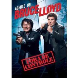 Dvd Agente 86:bruce E Lloyd-fora De Controle