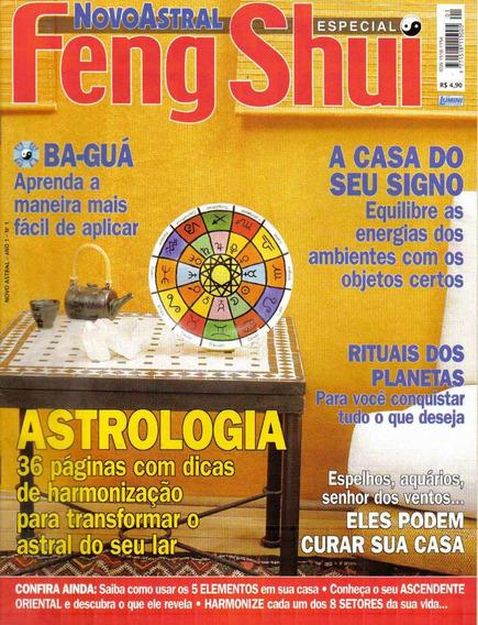 Revista Novo Astral - Feng Shui Especial Nº01