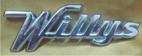 Emblema Wiilys