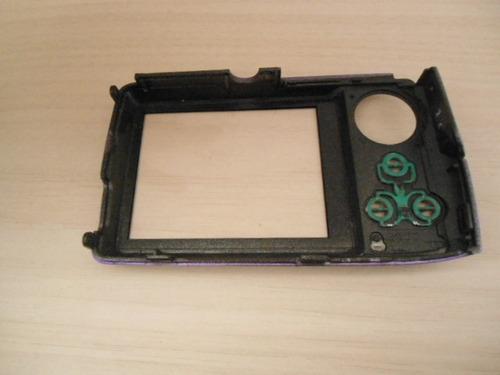 Carcaça Traseira Da Câmera Polaroid Is592