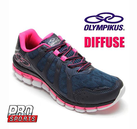 Olympikus Diffuse Marinho Pink - Original - Ea