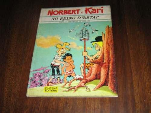 Norbert E Kari No Reino D