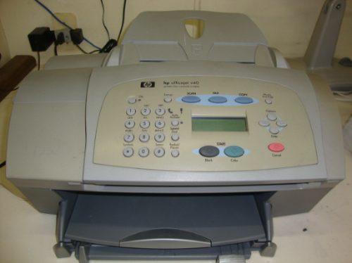Maravilhosa Impressora Hp V 40 Multifuncional