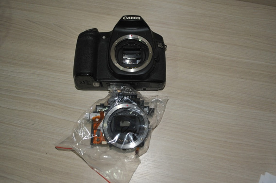 Caixa De Espelho Nova Canon 40d