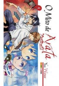 O Mito De Arata 4- Yuu Watase - Panini