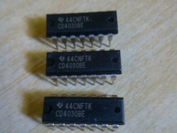 Ci Cd4030be Por Unidade