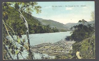 Cartão Postal - Rio Das Antas - Madeira