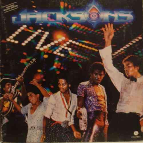 Jacksons Lp The Jacksons Live 1983 Capa Dupla Michael Jackso