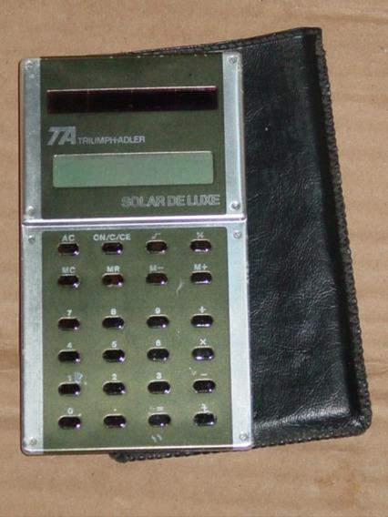 Calculadora Triumph Solar