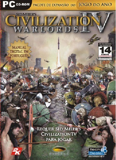 Game Pc Civilization 4 Warlords