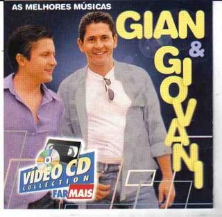 Gian & Giovani As Melhores Músicas Raridade Frete Grátis