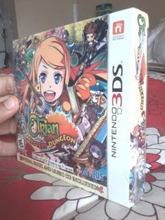 Etrian Shin Megami Tensei Conception Rodea Persona Q 3ds C/u