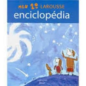 Livro Meu 1° Larousse Enciclopedia Larousse Editorial