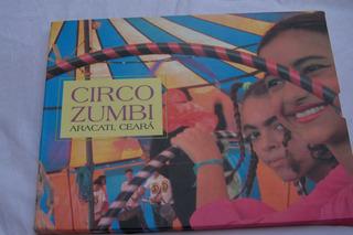 * Livro - Circo Zumbi Aracati Ceara
