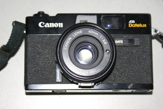 Camera Canon A 35 Datelux 40/1:2.8