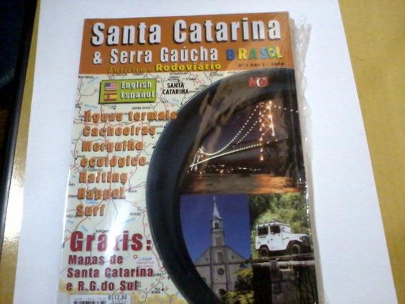 Revista Santa Catarina E Serra Gaúcha Rodoviário 2006