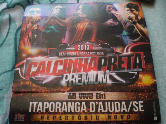 Cd Calcinha Preta -ao Vivo Em Itaporanga(promo)