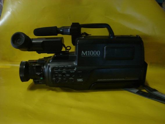 Filmadora Vhs - Panasonic - Nv-m1.000 - Impecavel - U.dono