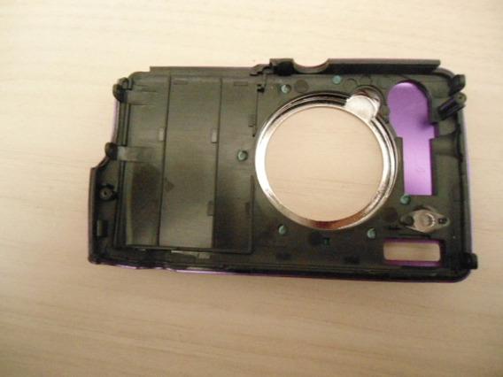 Carcaça Frontal Da Câmera Polaroid Is529