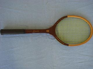 Antigua Raqueta Tennis Lincoln Granada Ind Argentina Sin Uso