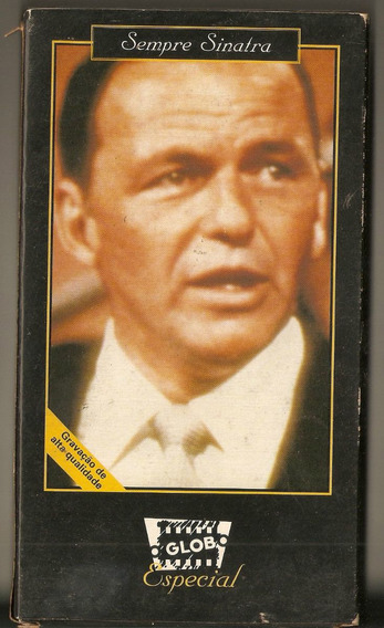Sempre Frank Sinatra - Coleção O Globo Especial - Vhs