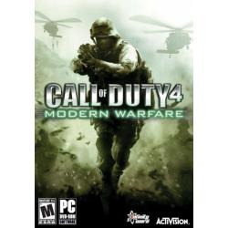 Call Of Duty 4 Modern Warfare Xbox 360 Semi Novo
