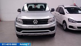 Volkswagen Amarok Trendline Doble Cabina 4x2 0km 140cv #a1