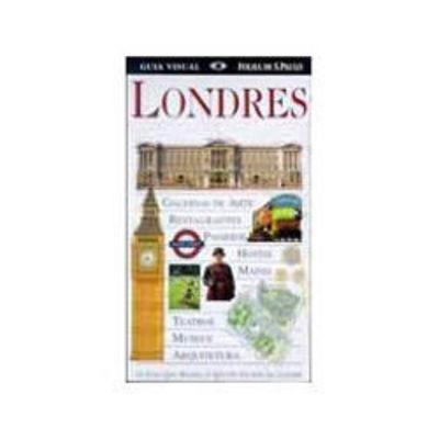 Livro Guia Visual Londres Publi Folha