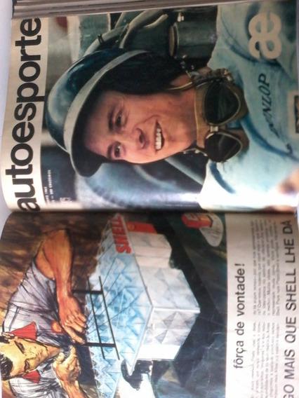 Revista Auto Esporte Edição Número 1 + 8 Edições