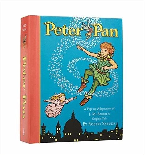 Peter Pan A Classic Collectible Pop-up *full