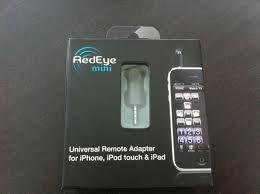 Redeye Mini iPhone iPod iPad Controle Remoto Universal
