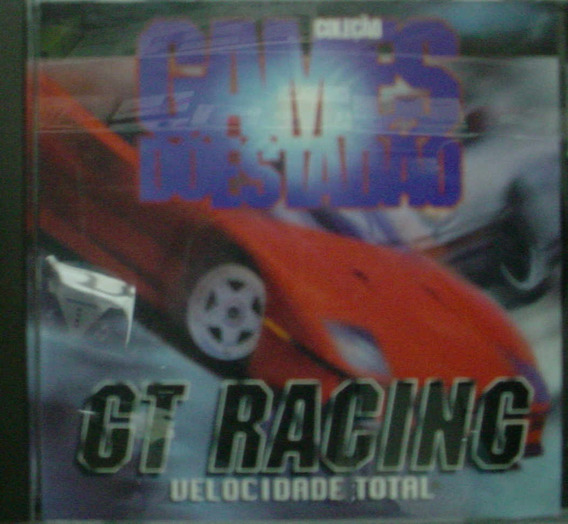 Game Pc : Gt Racing - Velocidade Total