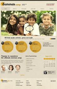 Site Para Ong, Instituições E Infantil - Em Joomla 40273
