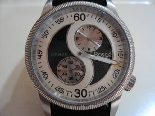 Relógio Alemão Boscé Automático