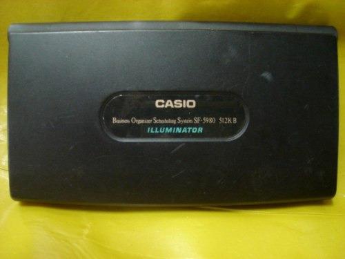 Calculadora Casio Sf-5980 - 512kb - Impecavel -busines -